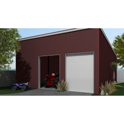 2 Bay Shed (2)