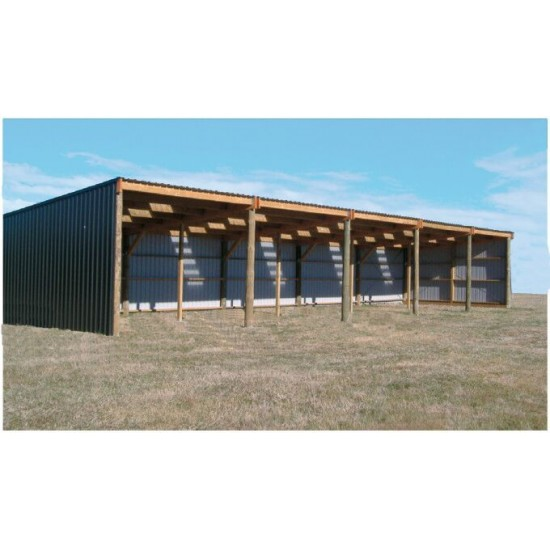 5 Bay Shed