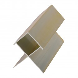 Shadowclad Large Aluminium External Box Angle 3000mm