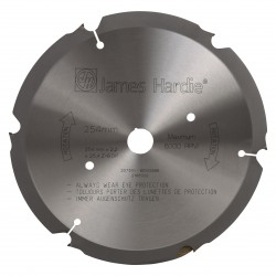 HardieBladeTM (Diamond Tip) Circular Saw Blade 254mm