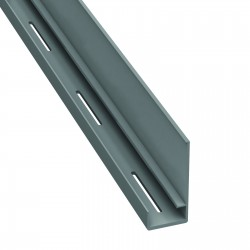 BGC 2700 x 19mm UPVC Vent Strip - each
