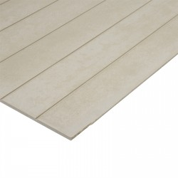 BGC Duragroove Smooth Narrow 3000x1200x9mm Fibre Cement Sheet - each