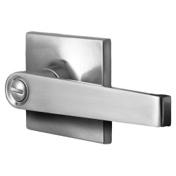 Schlage Boston R40 Privacy Latch - Satin Chrome
