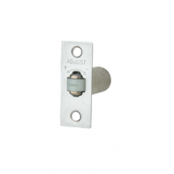 Schlage F178 Roller Catch - Satin Chrome