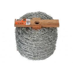 Hurricane Barbed Wire Standard Iowa 2.5mm 150mm 25kg (270m) - Each
