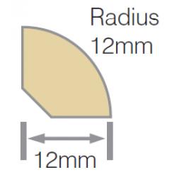 Mould No1 Quad RAD FJ UT KD 12mm - 5.4m