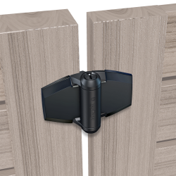 D and D TruClose® Hinge for Wooden Gates