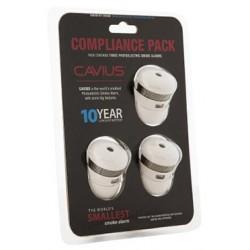 Cavius Smoke Alarms Compliance 3 Pack