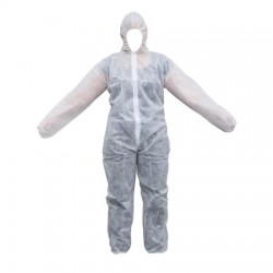 Haydn Paper Overalls - Extra Large