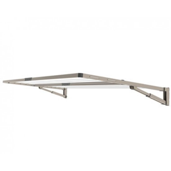 Clothesline Sun King (By Hills) Folding Frame Double - Stone