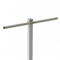 Clothesline Sun King (By Hills) Retracting Mount Bar 4 - Stone