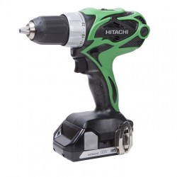 Hitachi 18V Pro Series Cordless Driver Drill 13mm