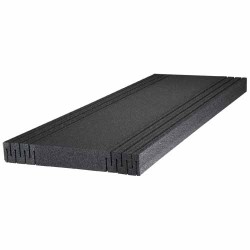 Expol Black Underfloor 1200 x 560 x 60mm