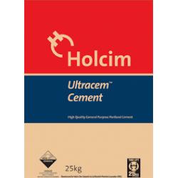 Holcim Ultracem Cement 25kg - Each