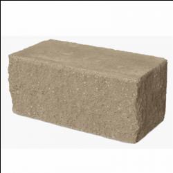 Firth retaining keystone compac IV corner block rockface 200h x 455w x 225d - each