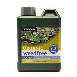Kiwicare Organic Weedfree Rapid - 1L Concentrate