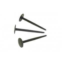 Weedmat Plastic Pin Black 170mm - Each