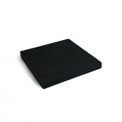 Firth Chancery Paver Black Sands 500x500x50mm 4/m2 - each