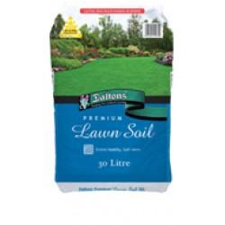 Daltons Premium Lawn Soil 30L