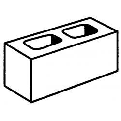 Block 15:04 15 Serie Half High Plain End