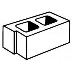 Block 15:09 15 Series Rebate Lintel Whole