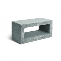 Block 10:02 10 Series Half 90x190x190mm