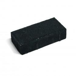 Firth Holland Paver Black Sands 200x100x50mm 50/m2 - each
