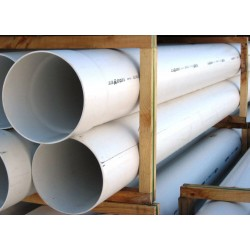 Stormwater Pipe 100mm DWV SOE Pipe 6.0m - Each