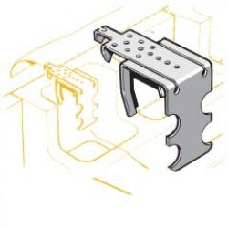 Lumberlok Header Block Anchor (HBA)