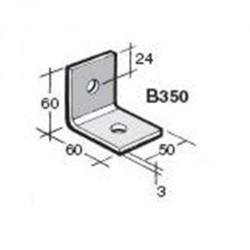 Bowmac B350 Angle Bracket - Galvanised