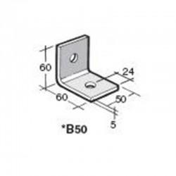 Bowmac B50 Angle Bracket - Galvanised