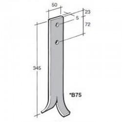 Bowmac B75 Strap Galvanised