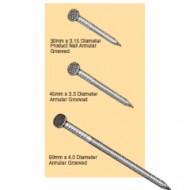 Lumberlok Product Nail Stainless Steel 30x3.15mm 500g