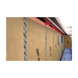 Plywood Ecoply Barrier H3.2 2745x1197x7mm F8 Structural