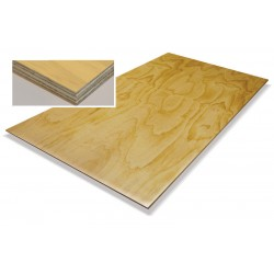 Plywood CD H3.2 2400x1200x9mm F8 Structural