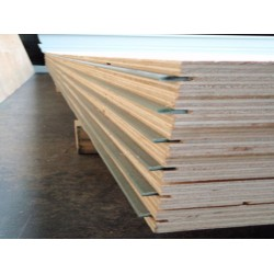 Plywood Floor Ply H3.2 F11 Tongue and Groove 2400x1200x19mm