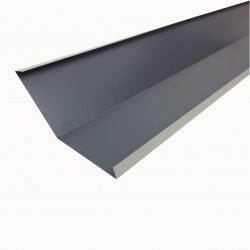 Flashing Color Plain Girth 251-300 x 0.55mm - Per Meter