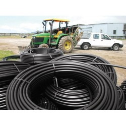 Alkathene Pipe LDPE 20 ID 100m Coil - each