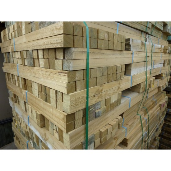 Fence Batten 50x50mm H3.2 1.14m - Each