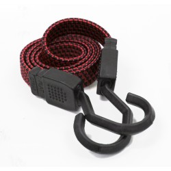 Aerofast Fat Strap Bungee Cord Red/Black - 50cm