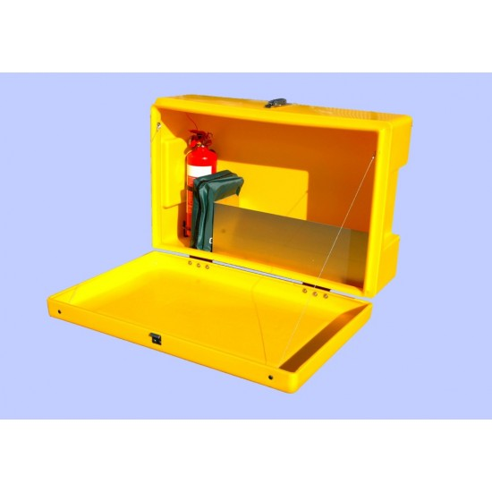 Site / Safety Yellow Box - Each