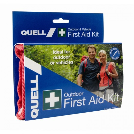 Quell Outdoor First Aid Kit