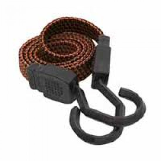 Aerofast Fat Strap Bungee Cord Orange/Black - 70cm