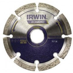 Irwin Segmented Diamond Blade 125mm x 22.2mm