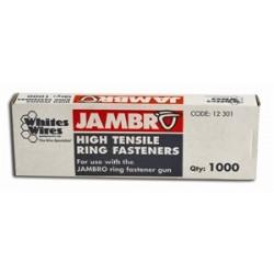 Strainrite Jambro Rings Box - Qty: 1000