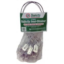 Strainrite Quik-Clip Insul-Strainer - Each