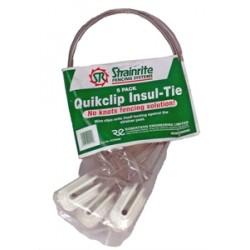 Strainrite Quik-Clip Insul-Tie - Each
