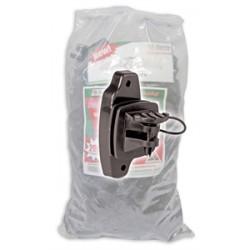 Strainrite Jouleshield Wood Post Pinlock Insulator - Each
