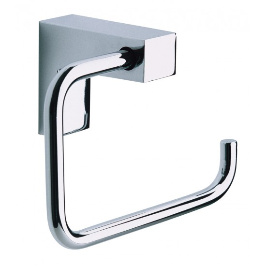 Tetris Toilet Roll Holder - Chrome Plated