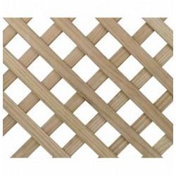 Trellis Diagonal Framed 530w x 1800h x 50 grid - each